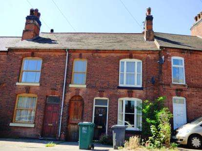 2 Bedrooms Terraced House for sale in Burton Road, Midway, Swadlincote, Derbyshire