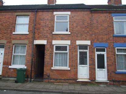 2 Bedrooms Terraced House for sale in Judges Street, Loughborough, Leicestershire