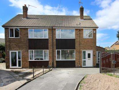 3 Bedrooms Semi Detached House for sale in Grange Close, Hatfield, Doncaster