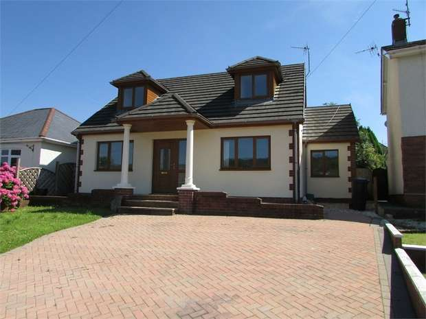 4 Bedrooms Detached House for sale in Dyffryn View, Bryncoch, Neath, West Glamorgan