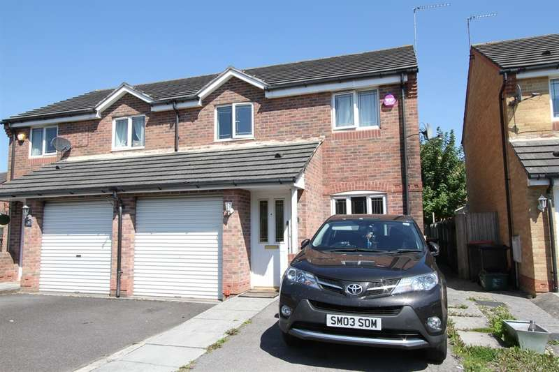 3 Bedrooms Semi Detached House for sale in Viscount Evan Drive, Newport