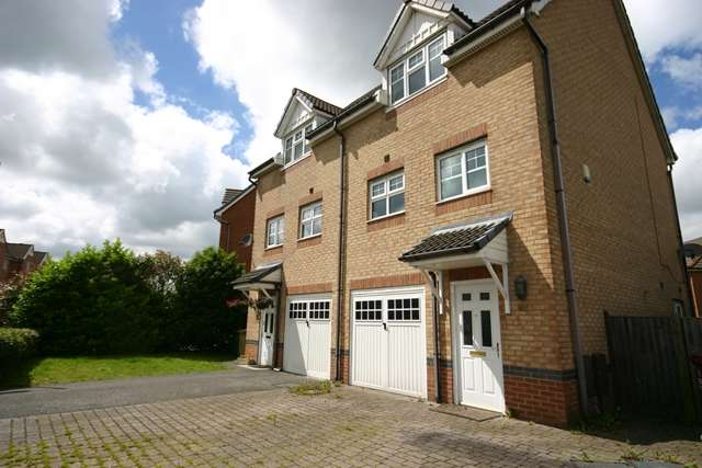 3 Bedrooms Semi Detached House for sale in Madison Park, Westhoughton, BL5