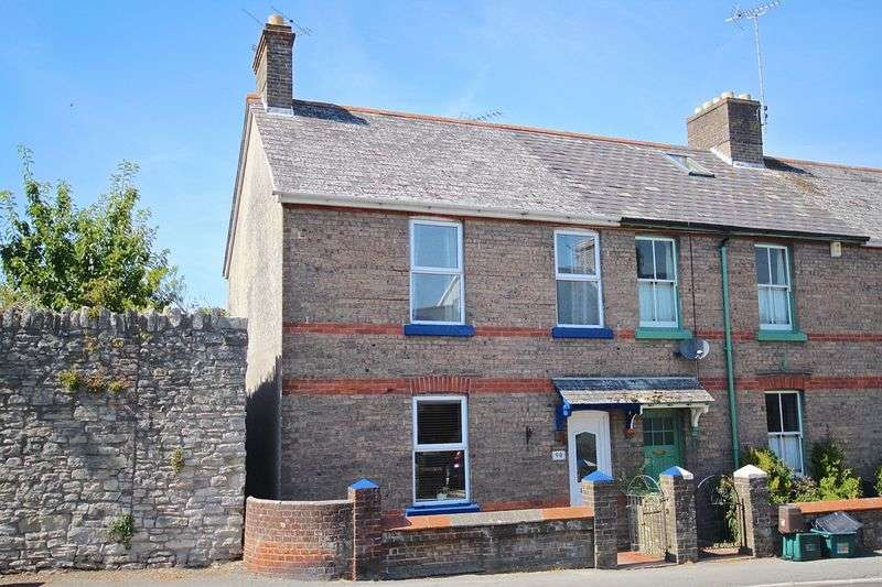 2 Bedrooms House for sale in Kings Road, Dorchester, DT1
