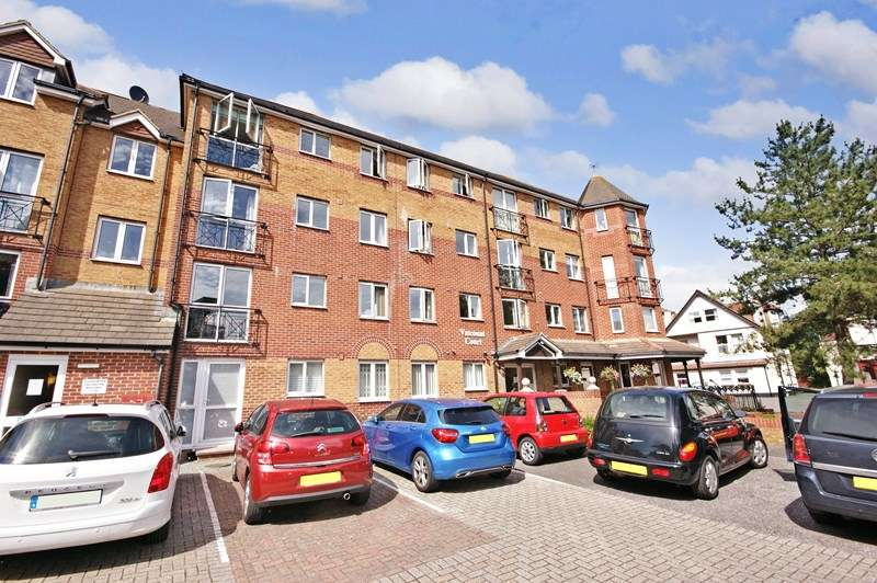 2 Bedrooms Retirement Property for sale in Viscount Court, Bournemouth, BH5 1AF