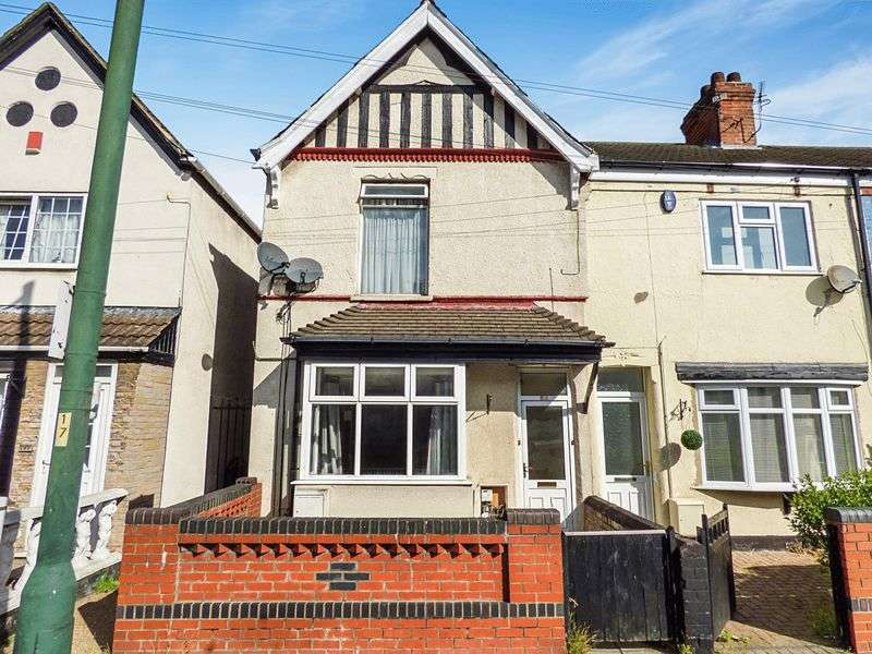 2 Bedrooms Terraced House for sale in Durban Road, DN32 8AU