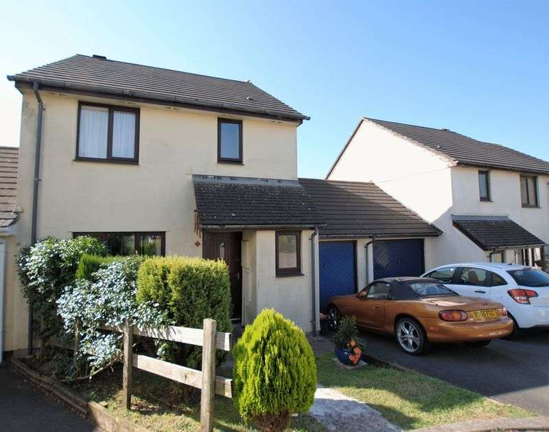 3 Bedrooms Detached House for sale in Milch Park, Saltash