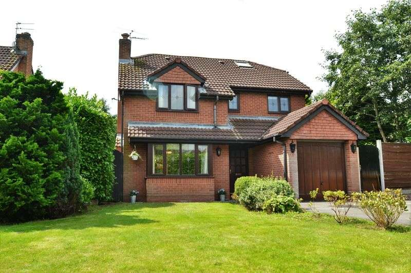 5 Bedrooms Detached House for sale in Eden Vale, Worsley