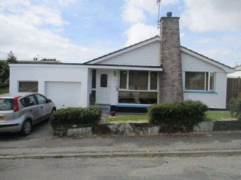 3 Bedrooms Detached Bungalow for sale in Trelispen Park, Gorran Haven
