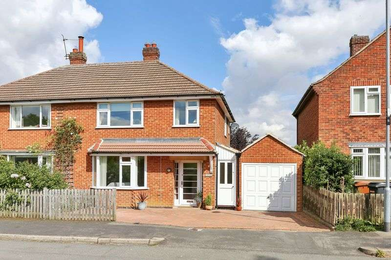 3 Bedrooms Semi Detached House for sale in Gartree Drive, Melton Mowbray