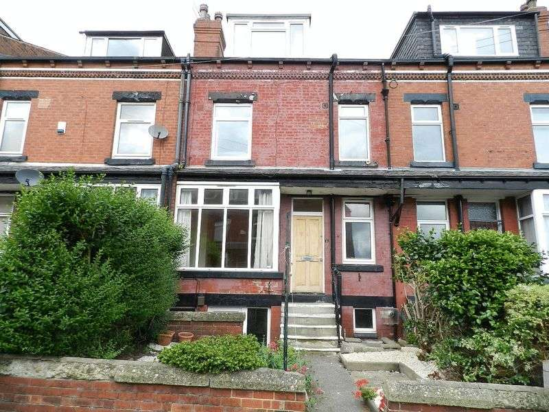 2 Bedrooms Terraced House for sale in Stanmore View, Burley, Leeds