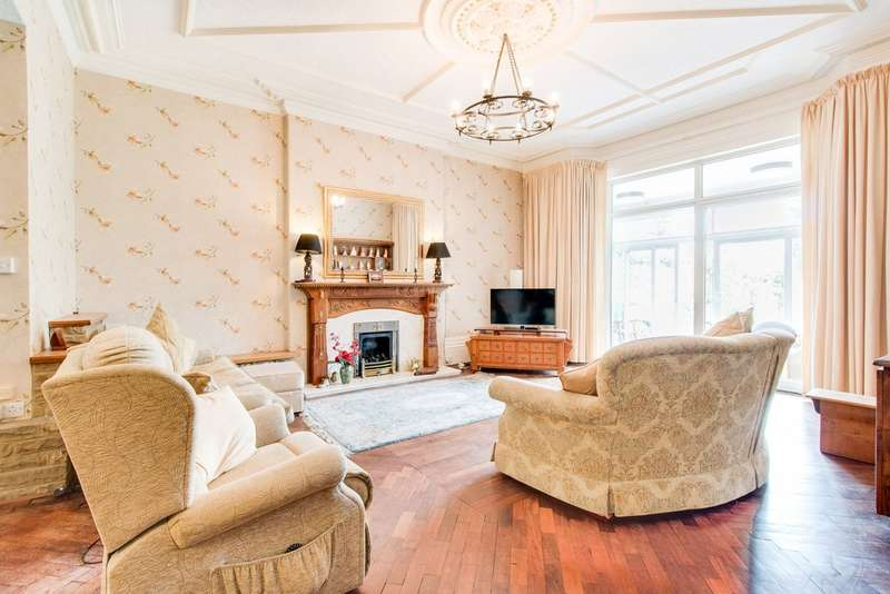 5 Bedrooms Semi Detached House for sale in Rawmarsh Hill, Rawmarsh