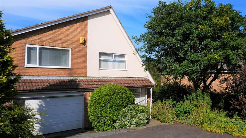 4 Bedrooms Detached House for sale in Howorth Close, Burnley