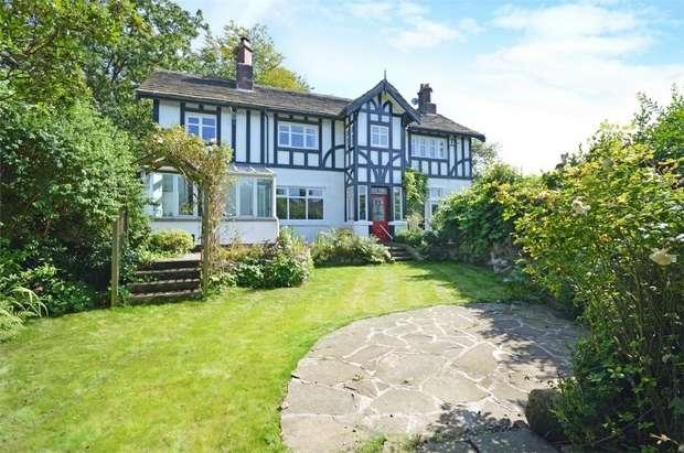 4 Bedrooms Detached House for sale in Back Lane, HOLMFIRTH, West Yorkshire