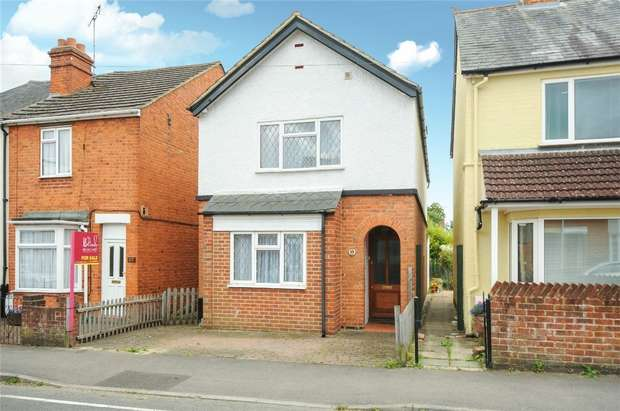 3 Bedrooms Detached House for sale in Wescott Road, WOKINGHAM, Berkshire