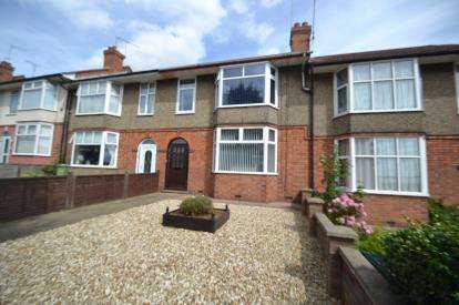 3 Bedrooms Terraced House for sale in Queens Park Parade, Northampton, Northamptonshire