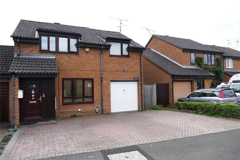 4 Bedrooms Link Detached House for sale in Hawkedon Way, Lower Earley, Reading, Berkshire, RG6