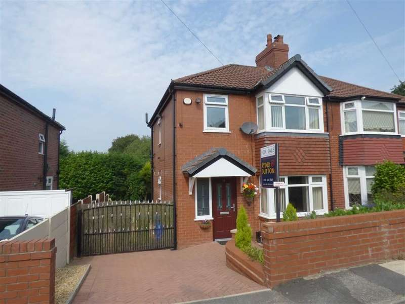 3 Bedrooms Property for sale in Home Drive, Alkrington, Manchester, M24