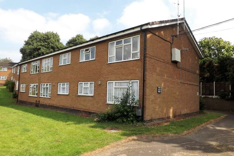 1 Bedroom Flat for sale in Chawn Hill Close, Stourbridge, West Midlands, DY9 7JE