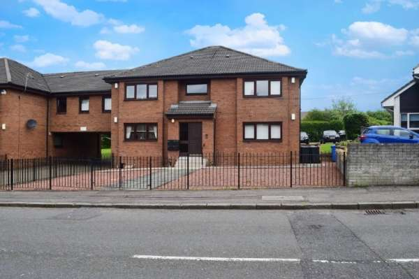 2 Bedrooms Flat for sale in Lintongate, Hareleeshill Road, Larkhall