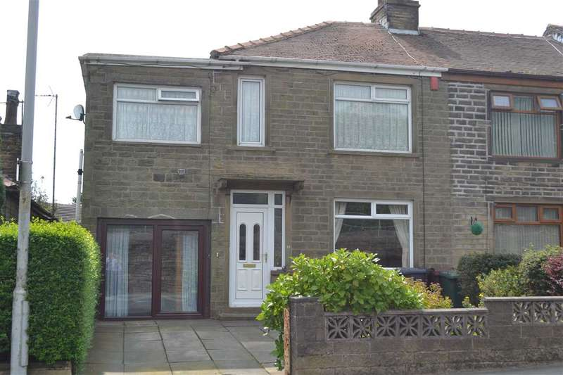 4 Bedrooms Town House for sale in Deanstones Lane, Queensbury, Bradford