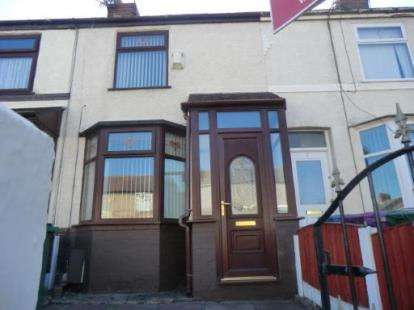 2 Bedrooms Terraced House for sale in Pirrie Road, Liverpool, Merseyside, L9