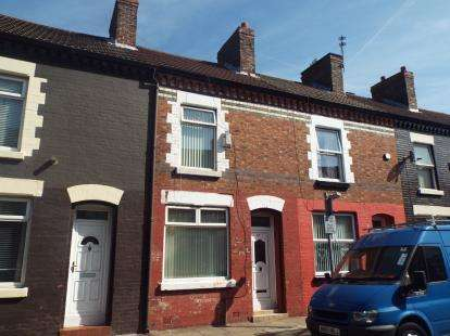 2 Bedrooms House for sale in Andrew Street, Liverpool, Merseyside, L4