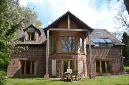 5 Bedrooms Equestrian Facility Character Property for sale in Landford, Salisbury, Wiltshire
