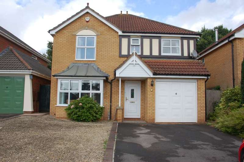4 Bedrooms Detached House for sale in Nash Green