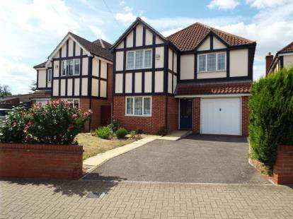 4 Bedrooms Detached House for sale in Romford, Essex
