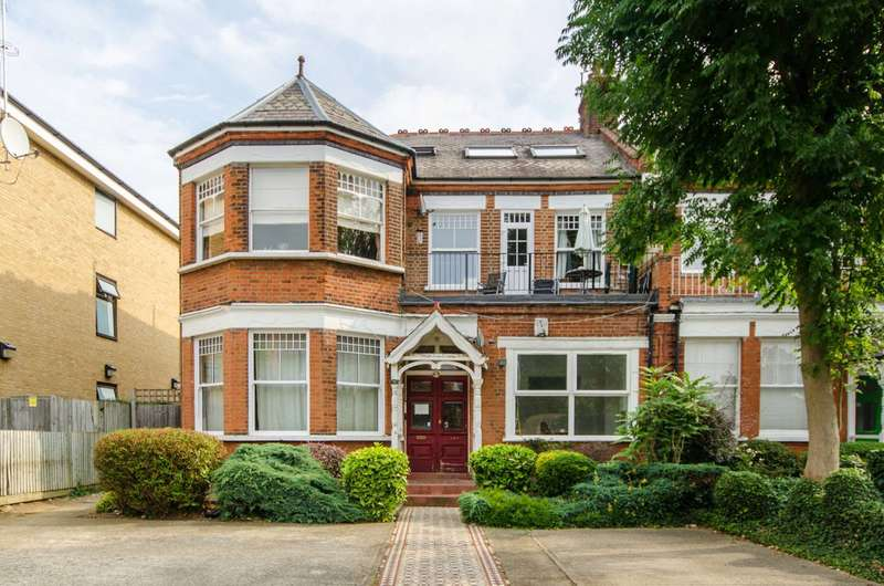 2 Bedrooms Flat for sale in Etchingham Park Road, Finchley, N3