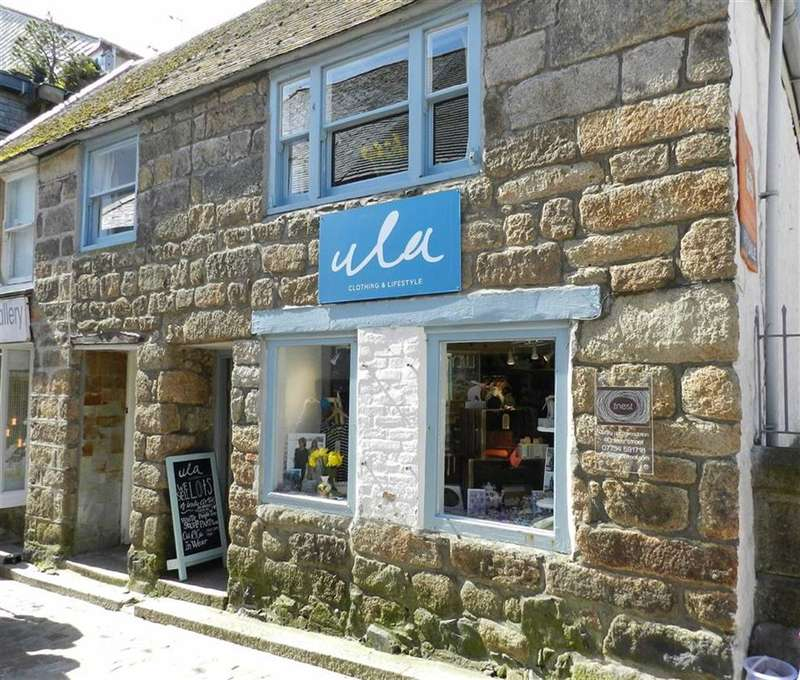 1 Bedroom Property for sale in Fore Street, St Ives
