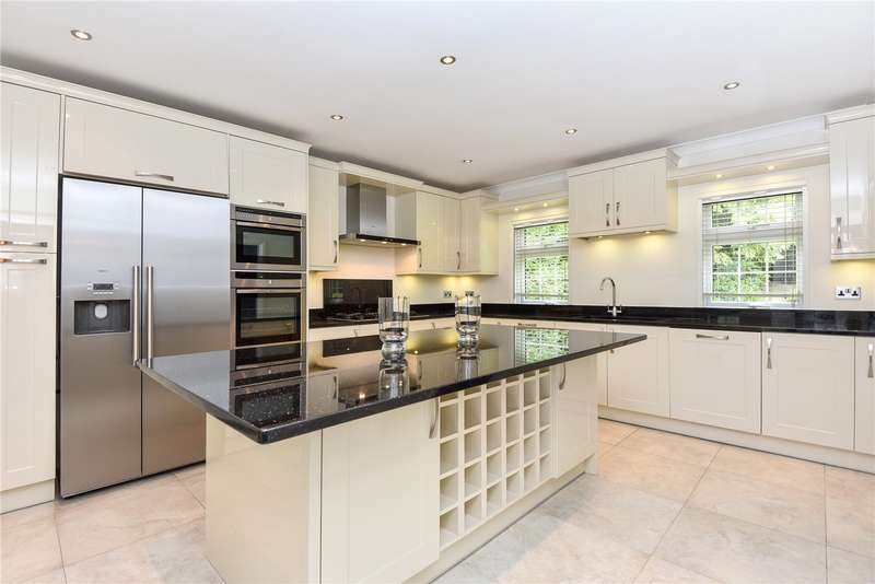 5 Bedrooms Detached House for rent in Kier Park, Cheapside, Ascot, Berkshire, SL5