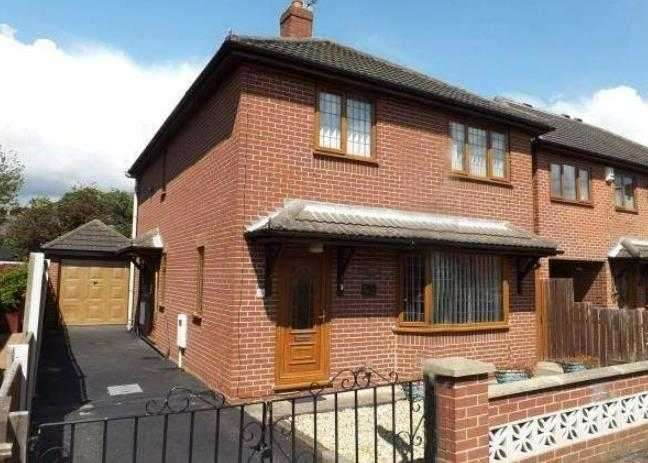 3 Bedrooms Detached House for sale in Shakespeare Street, Balderton, Newark