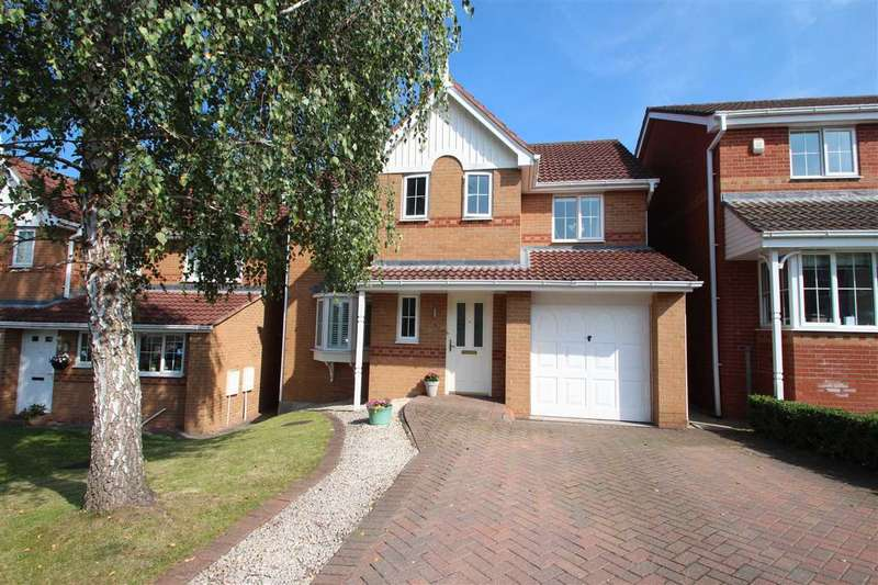 4 Bedrooms Detached House for sale in Oakwell Court, Hamsterley Mill, Newcastle Upon Tyne