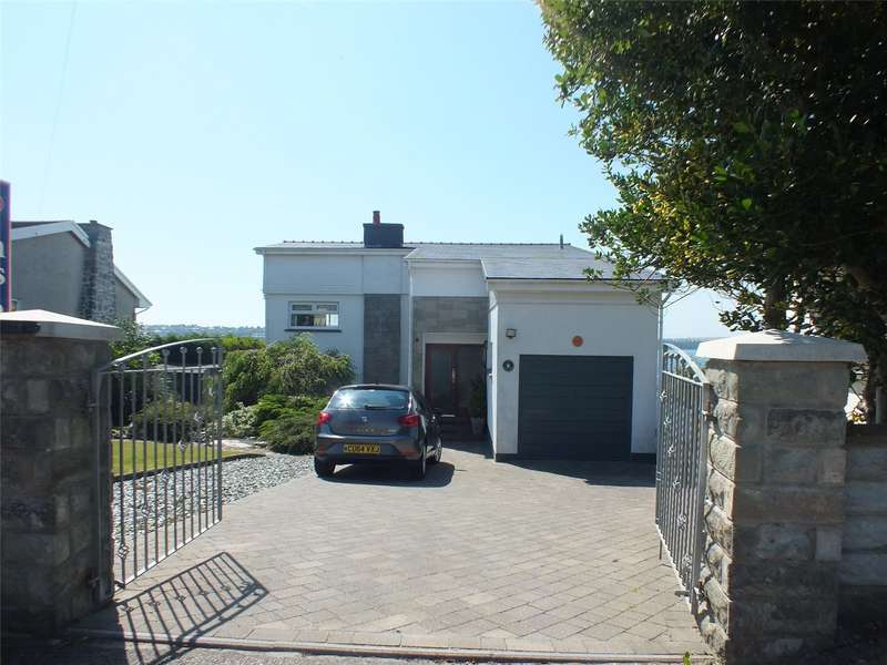3 Bedrooms Detached House for sale in Westlands, St. Annes Place, Neyland, Milford Haven