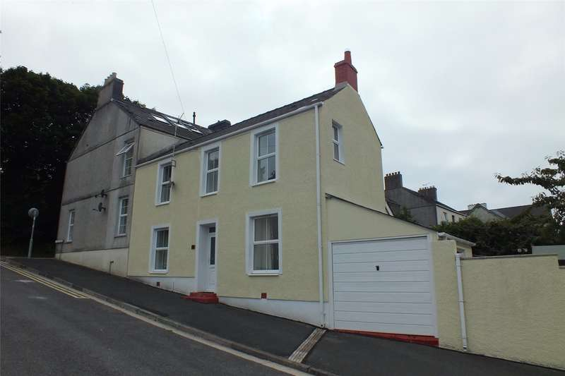 3 Bedrooms Semi Detached House for sale in Market Street, Pembroke Dock, Pembrokeshire