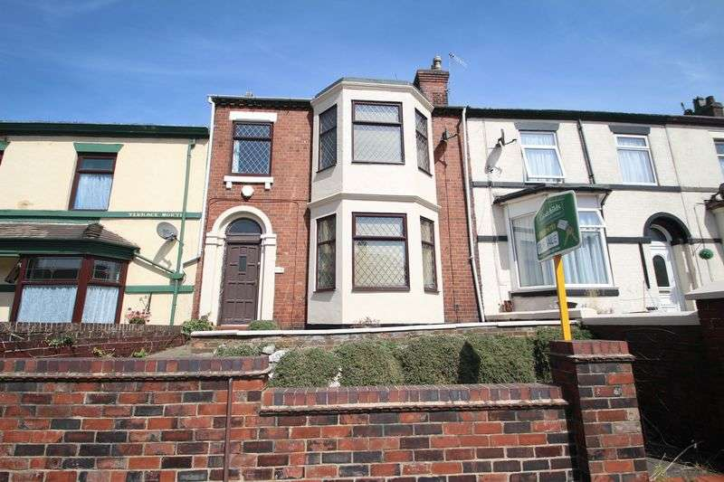 4 Bedrooms Terraced House for sale in City Road, Fenton, Stoke-On-Trent