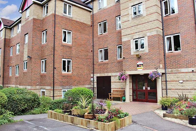 1 Bedroom Retirement Property for sale in Brook Court, Manchester, M7 3NF