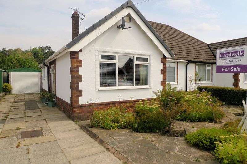 2 Bedrooms Semi Detached Bungalow for sale in Summit Close, Bury