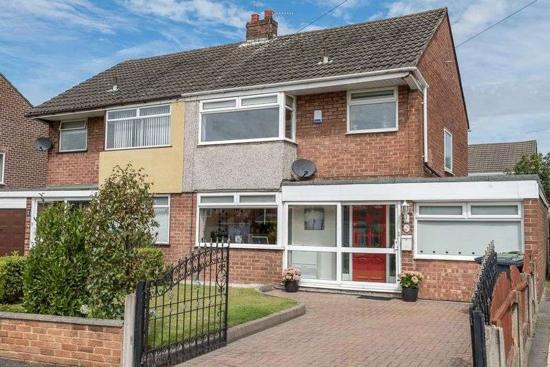 3 Bedrooms Semi Detached House for sale in Shop Lane, Maghull