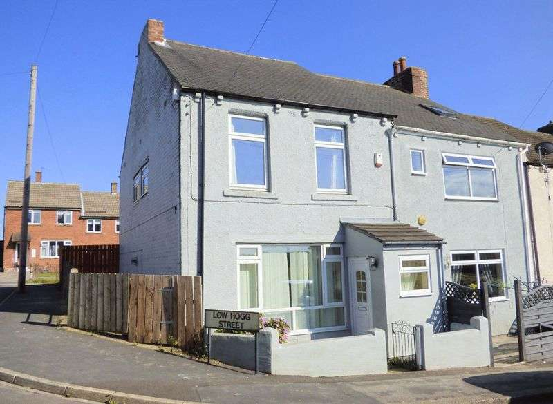 4 Bedrooms House for sale in Low Hogg Street, Trimdon Colliery