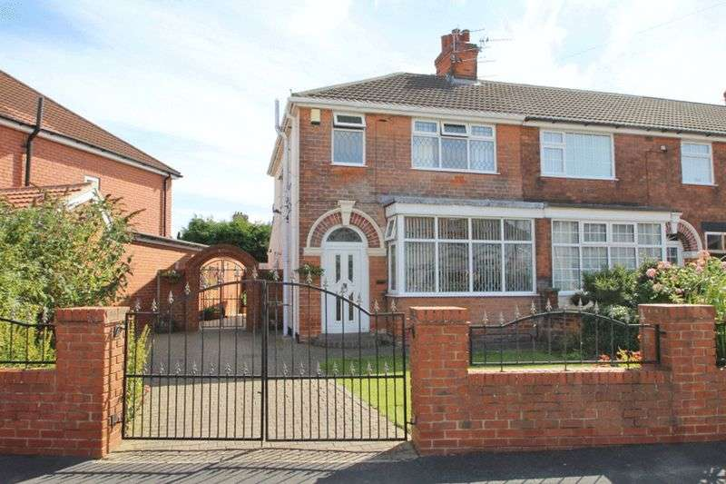 3 Bedrooms House for sale in CAMPDEN CRESCENT, CLEETHORPES