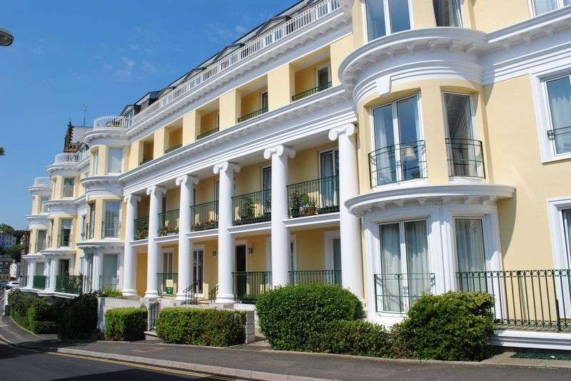 2 Bedrooms Flat for sale in Montpellier Road, Torquay