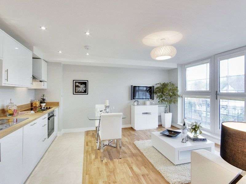 1 Bedroom Flat for sale in Christopher Road, East Grinstead