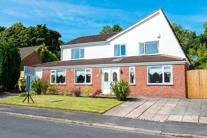 4 Bedrooms Detached House for sale in Westhaven Crescent, Aughton