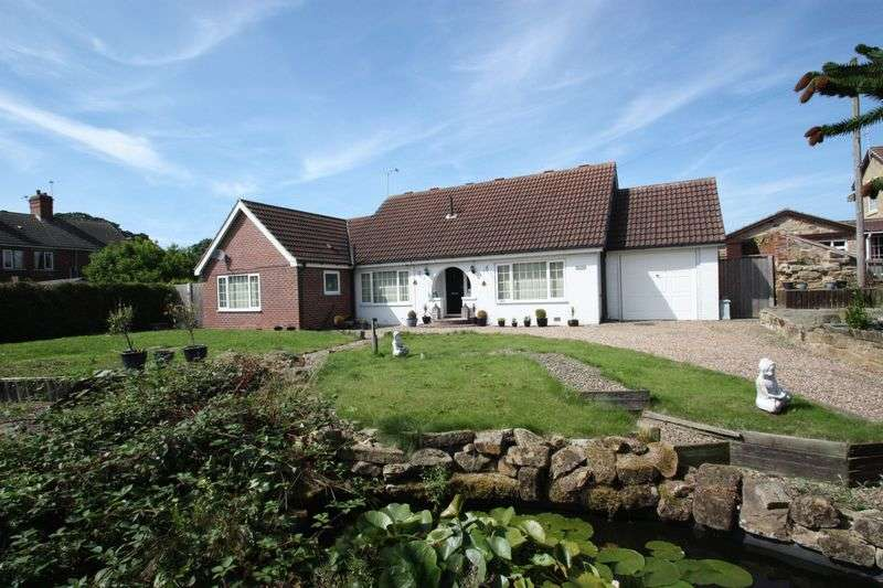 4 Bedrooms Detached Bungalow for sale in Station Road, Low Ackworth