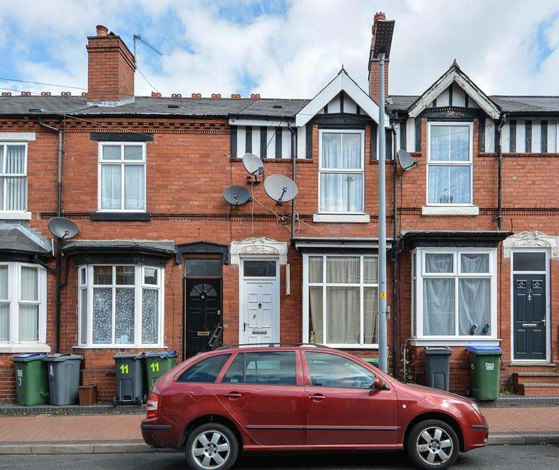 2 Bedrooms Terraced House for sale in Capethorn Road, Smethwick