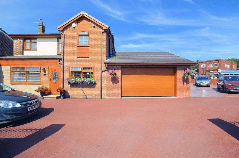 3 Bedrooms Detached House for sale in Sunny Bank Road, Bury
