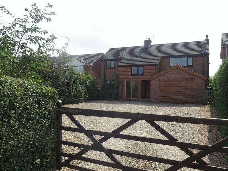5 Bedrooms Detached House for sale in Whatcote Road, Oxhill