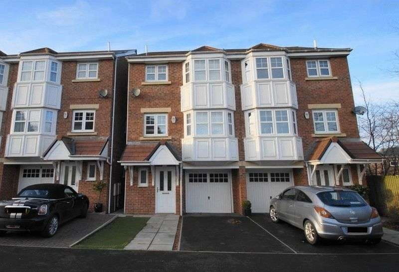 4 Bedrooms Semi Detached House for sale in Cheveley Court, Belmont
